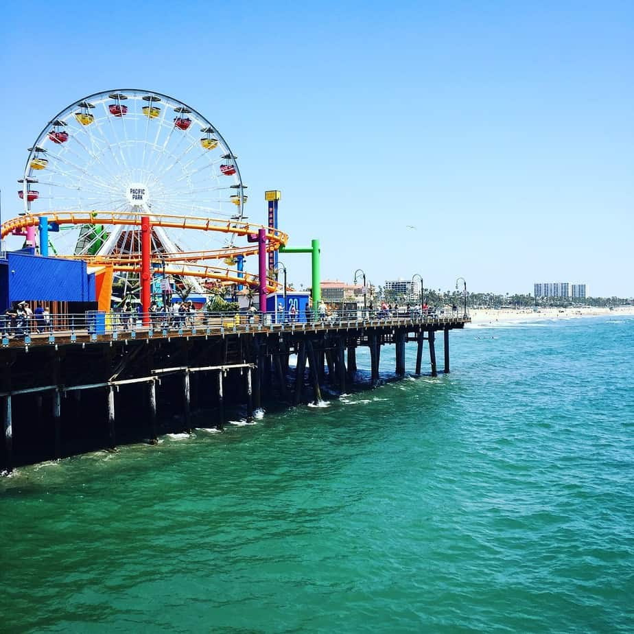 IND > Los Angeles, California: Econ from $123. – Jan-Mar (Including President's Day Weekend)