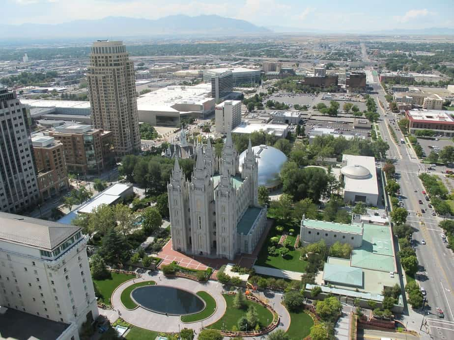 IND > Salt Lake City, Utah: Econ from $158.  – Oct-Dec
