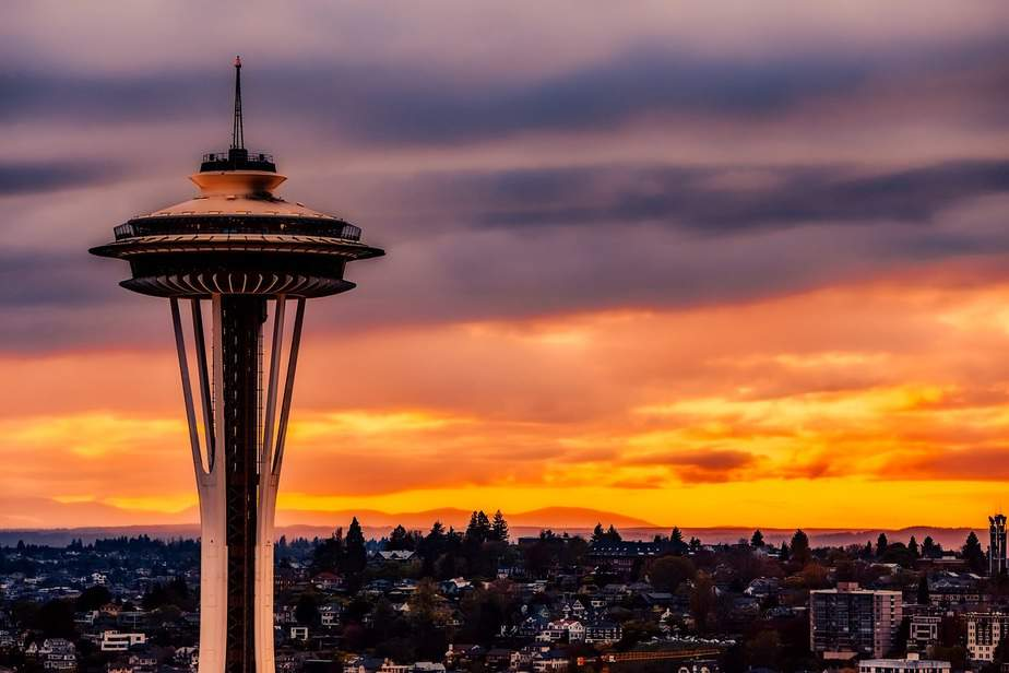 IND > Seattle, Washington: From $136 round-trip – Jul-Sep *BB