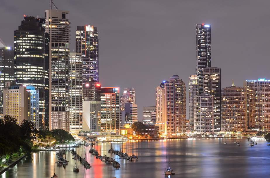 DEN > Brisbane, Australia: $893 round-trip- Aug-Oct (Including Labor Day)
