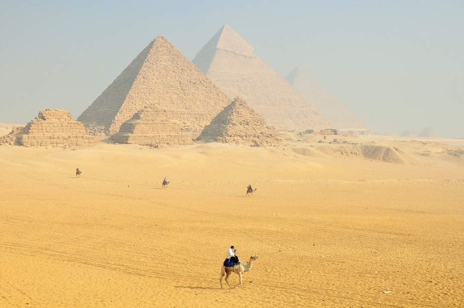 DEN > Cairo, Egypt: Flight & 7 nights: $800- Mar-May