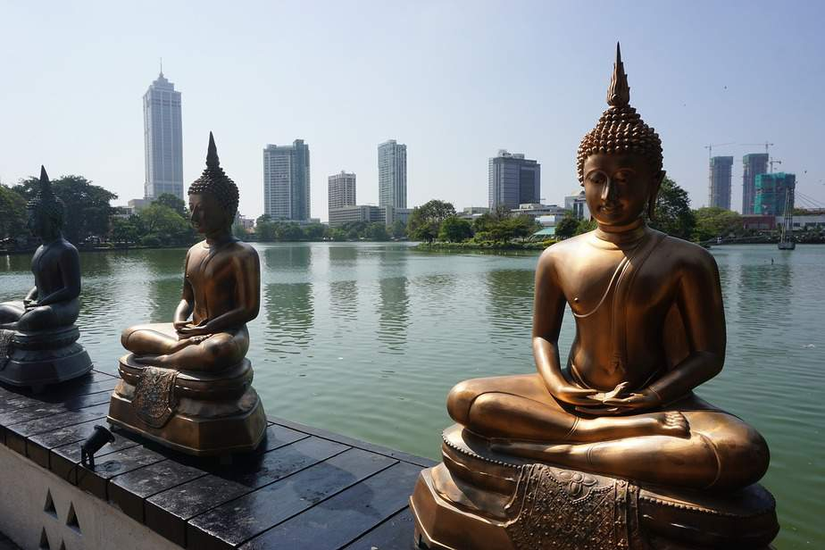 JFK > Colombo, Sri Lanka: $476 round-trip – Jan-Mar