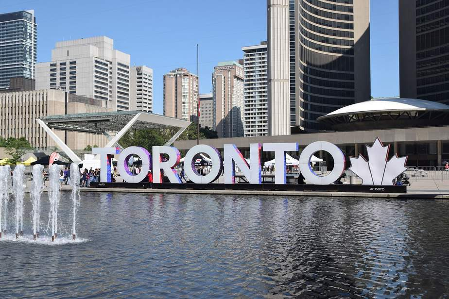 SJC > Toronto, Canada: From $245 round-trip – Aug-Oct