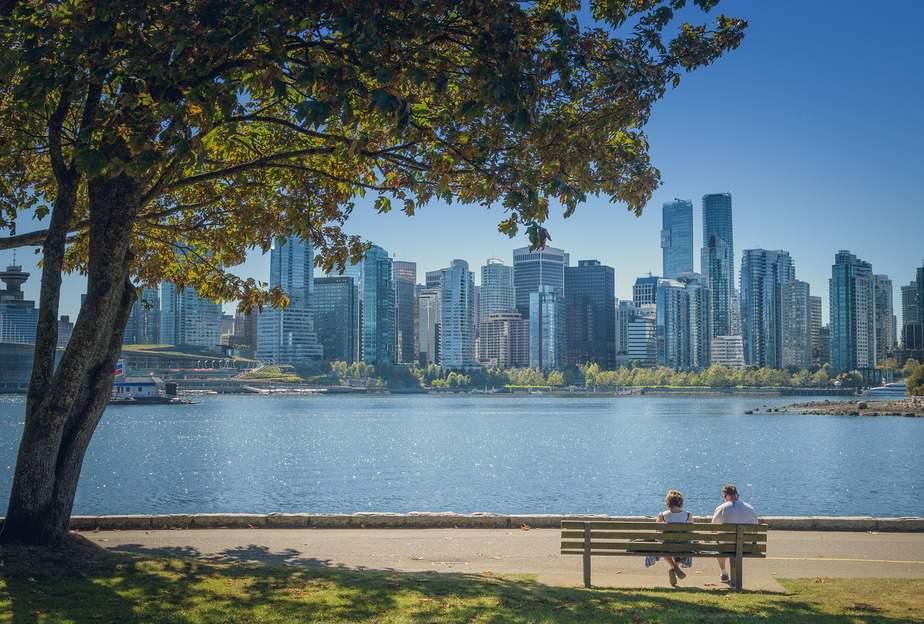 BNA > Vancouver, Canada: $295 round-trip- Sep-Nov (Including Fall Break)