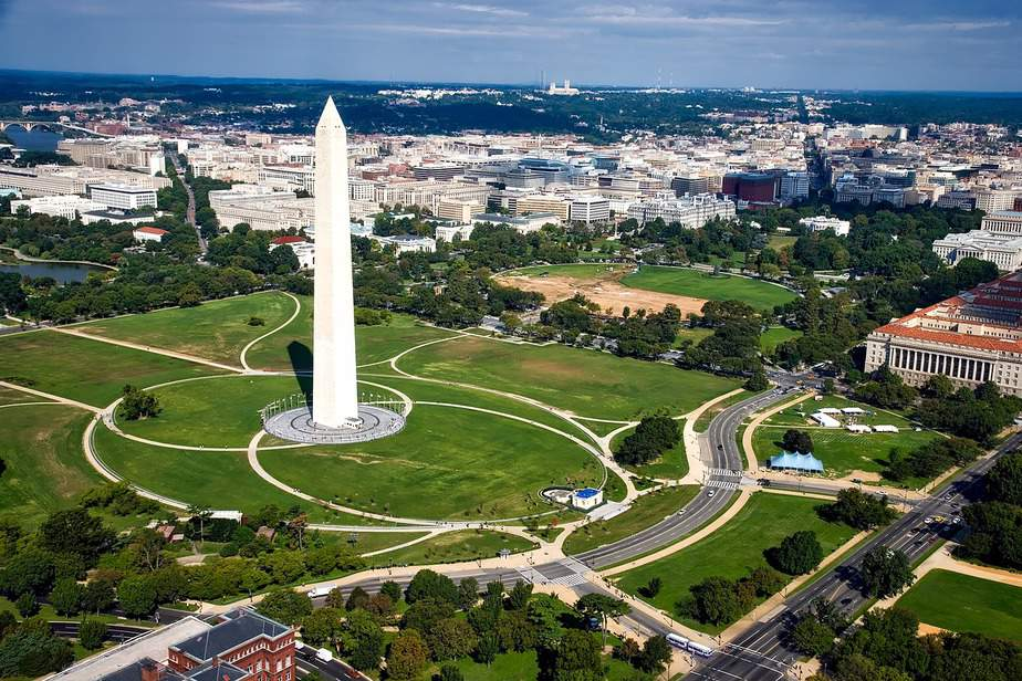 IND > Washington, DC: From $137 round-trip – May-Jul (Including Summer Break)