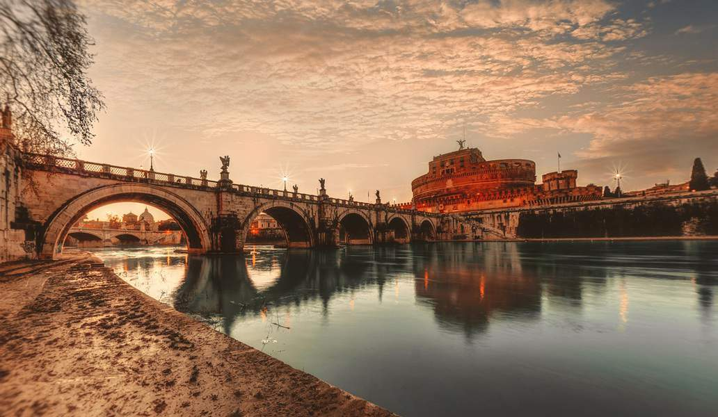 LAX > Rome, Italy: From $261 round-trip – Apr-Jun